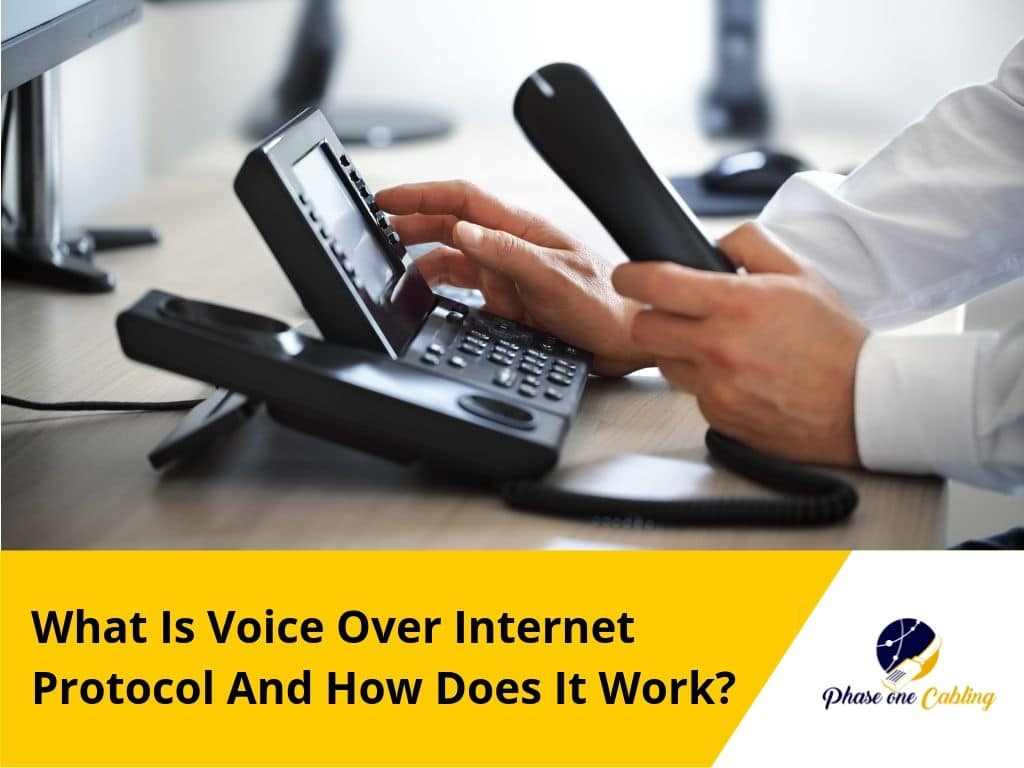 What Is Voice Over Internet Protocol And How Does It Work